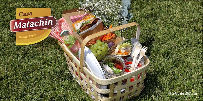 como hacer picnic