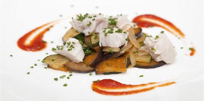 fritada verduras pollo