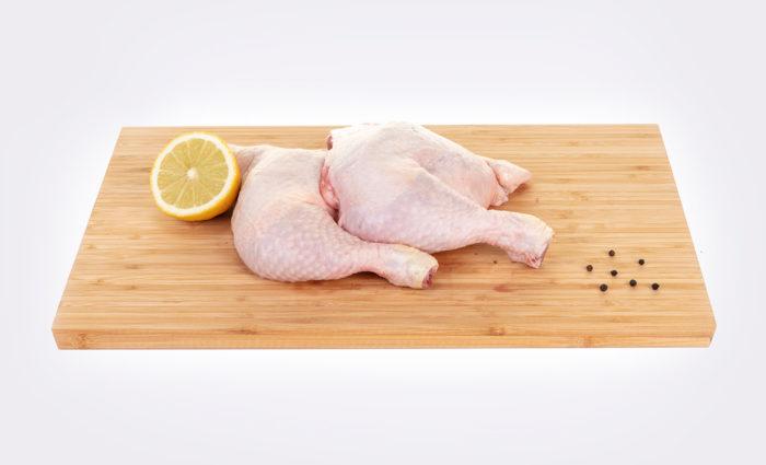 cuartos de pollo fresco situacion