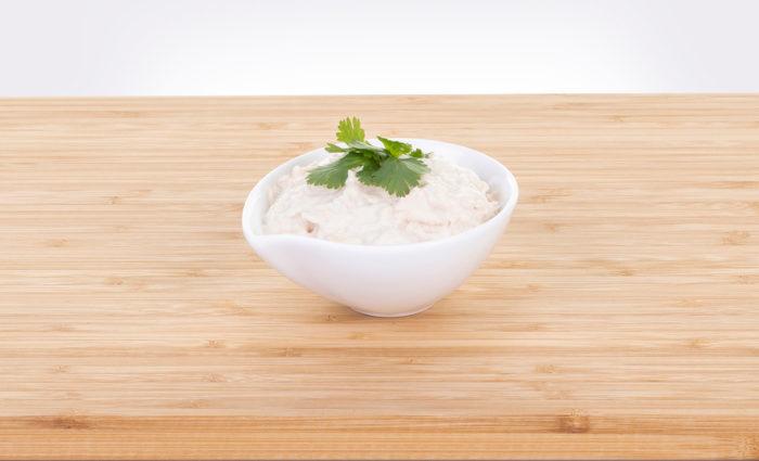 Conserva pulled chicken mayonesa situación