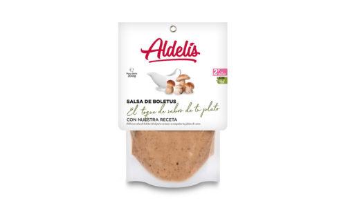 salsa boletus