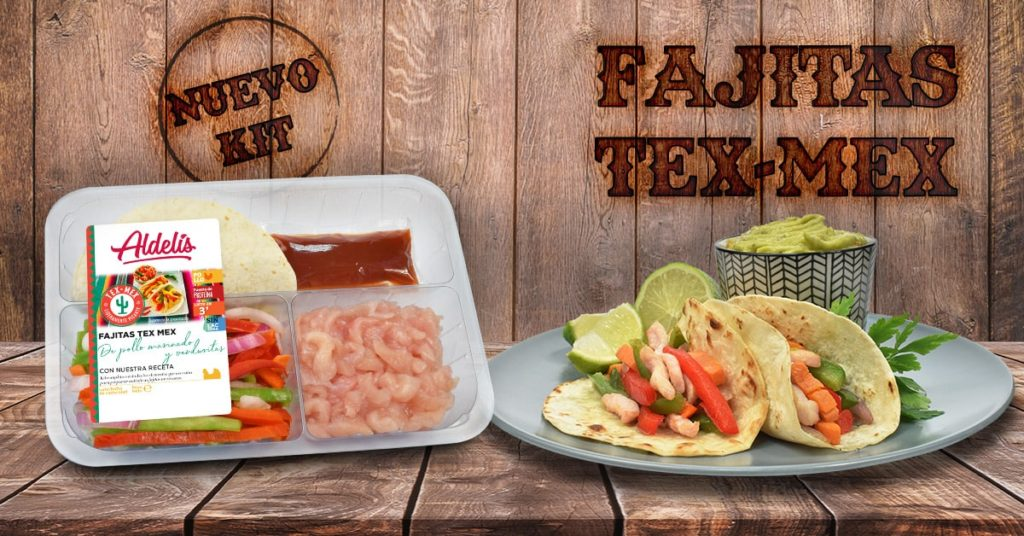 kit fajitas tex mex