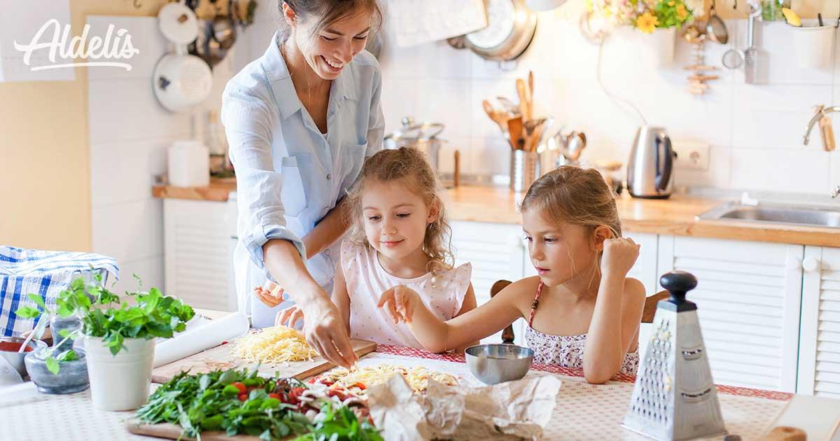 recetas para niños en verano