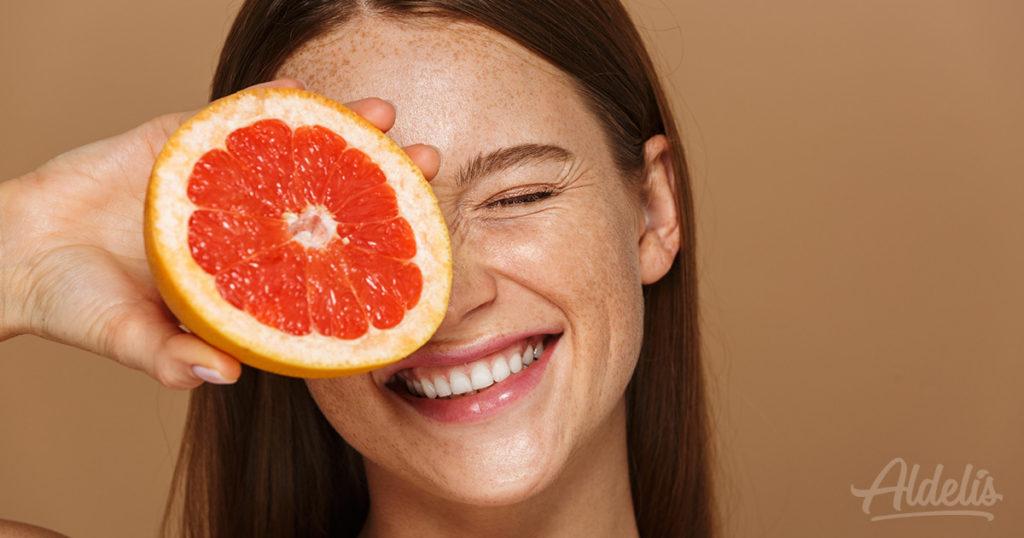 piel vitamina A