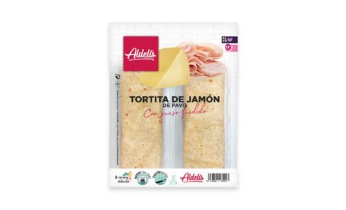 Tortita Jamón y Queso