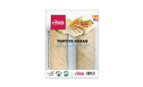 Tortita Kebab