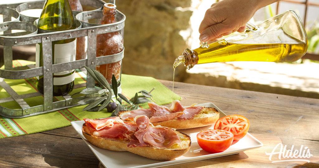 aceite de oliva Aldelís
