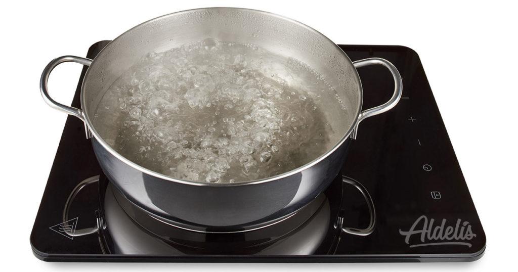 Cocina inducción Aldelís