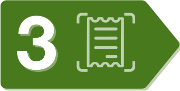 Viva la Veggie: Sube una foto del código de barras y ticket