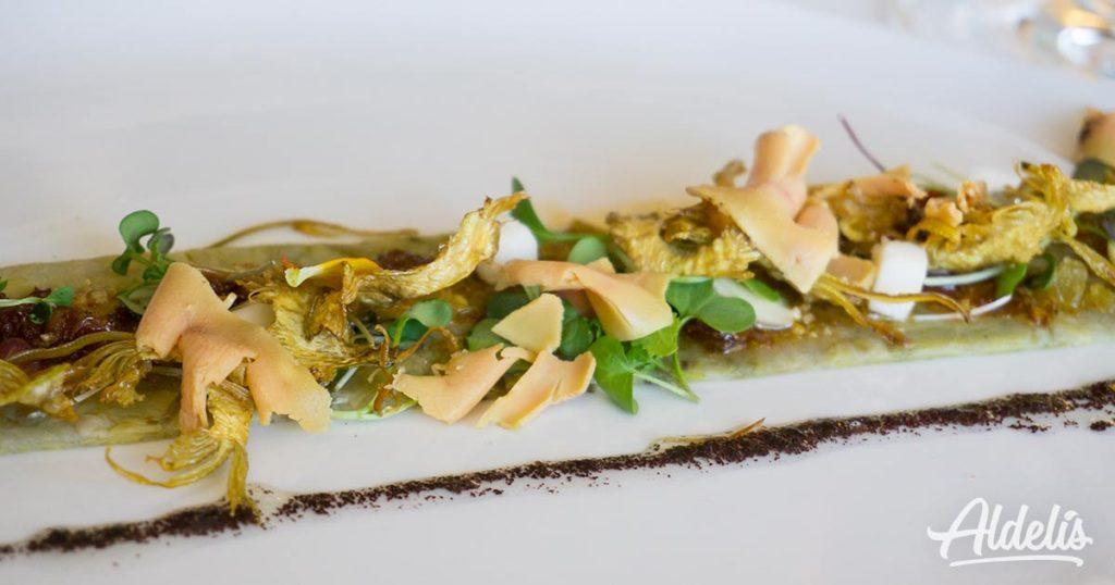 alcachofas-foie