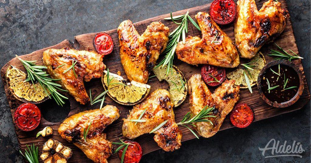 alitas-pollo-barbacoa-Aldelís
