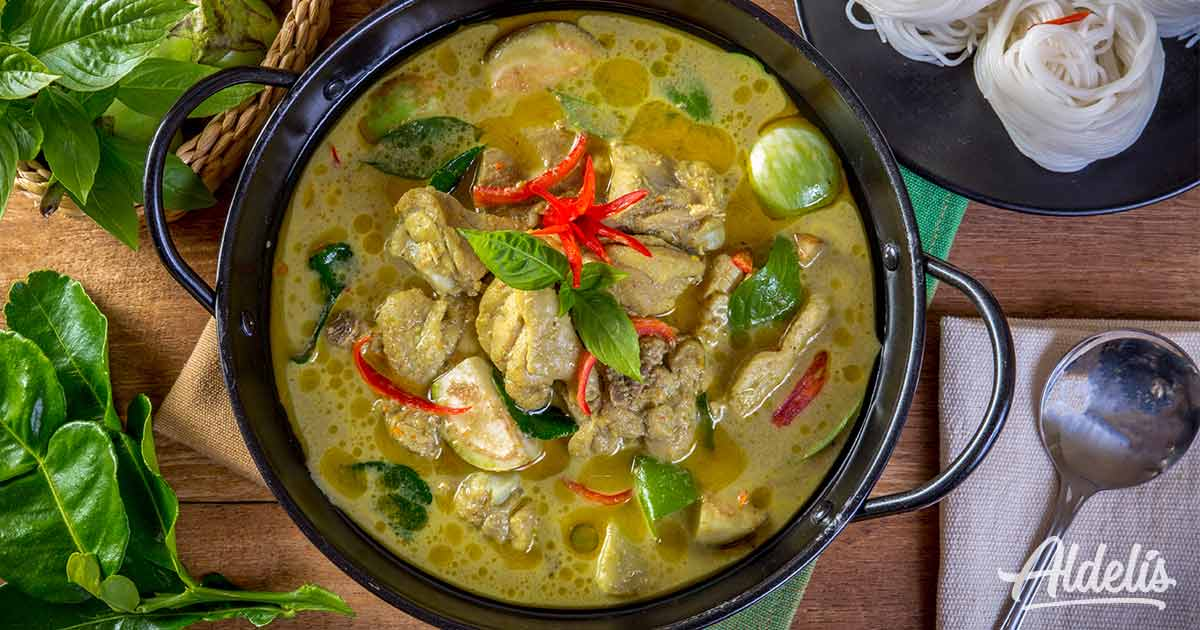 pollo-curry