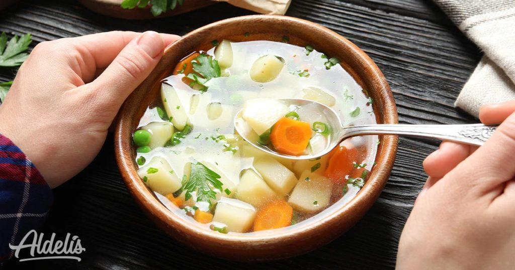 Sopa Minestrone Aldelís