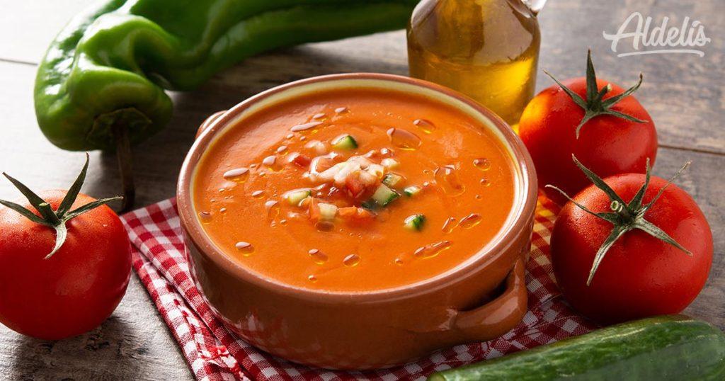 Ingredientes_gazpacho