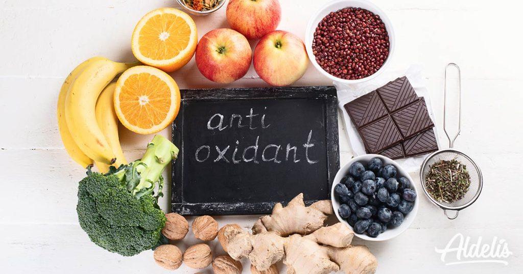 antioxidantes-Aldelís