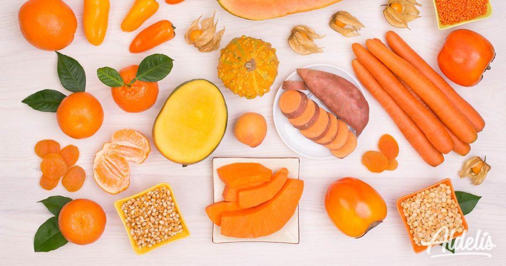 carotenoides-Aldelís