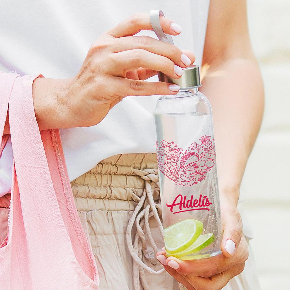 Promoción Tienda Botellas Aldelís